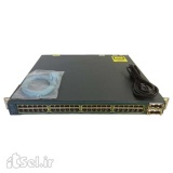 سوئیچ سیسکو Cisco Switch WS-C3560E-48PD-S