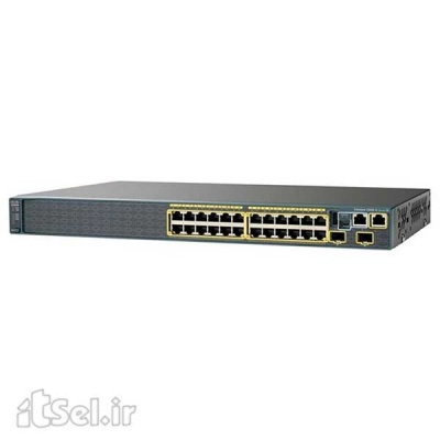 سوئیچ سیسکو Cisco Switch WS-C2960S-24TSS