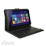 HP Stream 8 Tablet With HP T800 Bluetooth Keyboard Case - 32GB